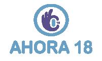 Logotipo Ahora 18