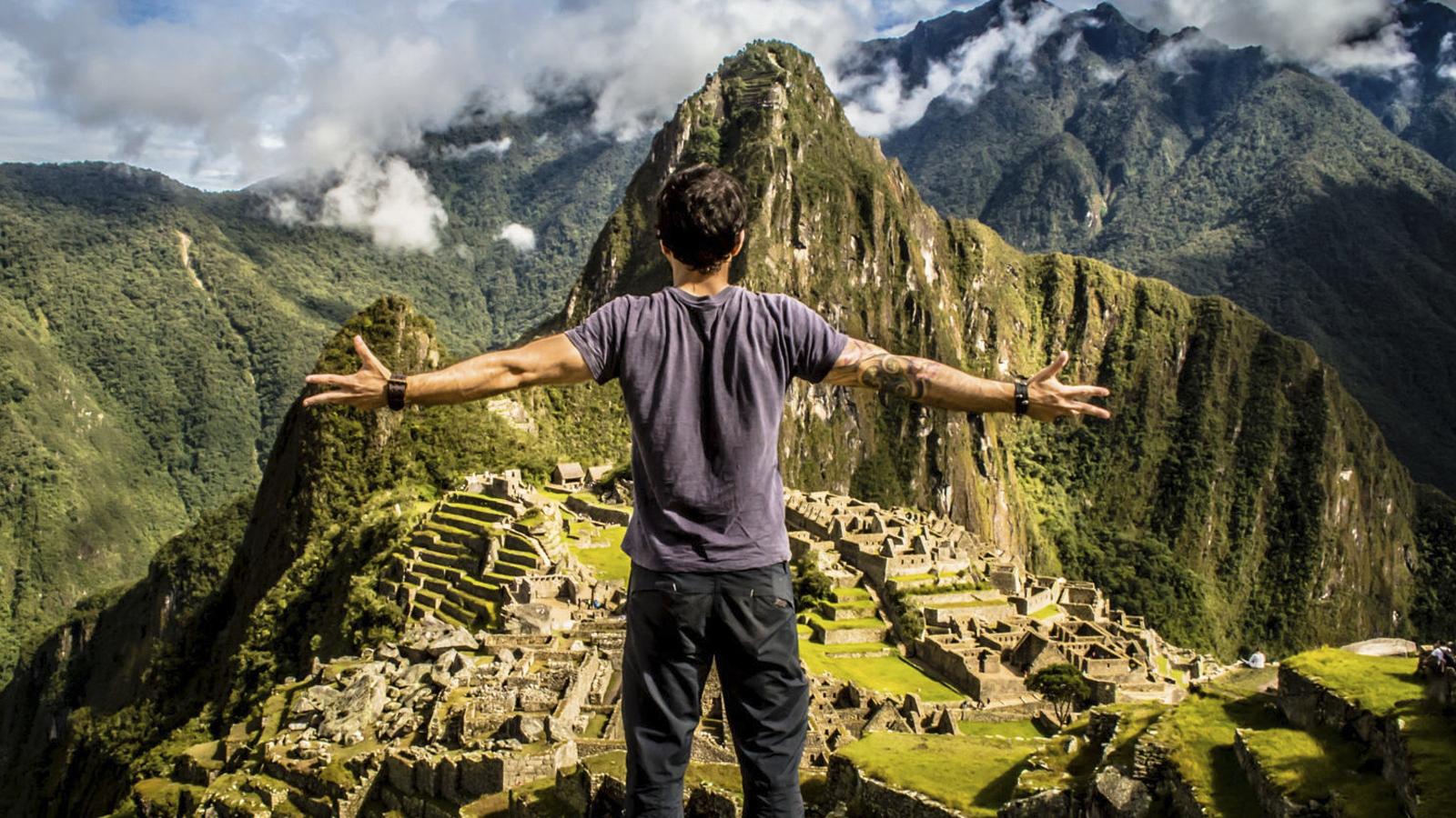 Ruinas de Machu Pichu
